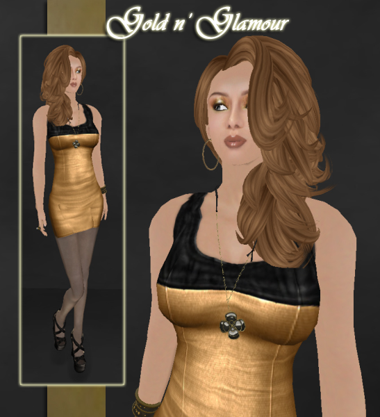 Hair is ETD's Phoebe in Dirty Blonde (Currently FREE!)